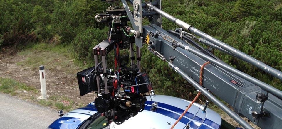 Stab-C Compact – Telescopic Crane